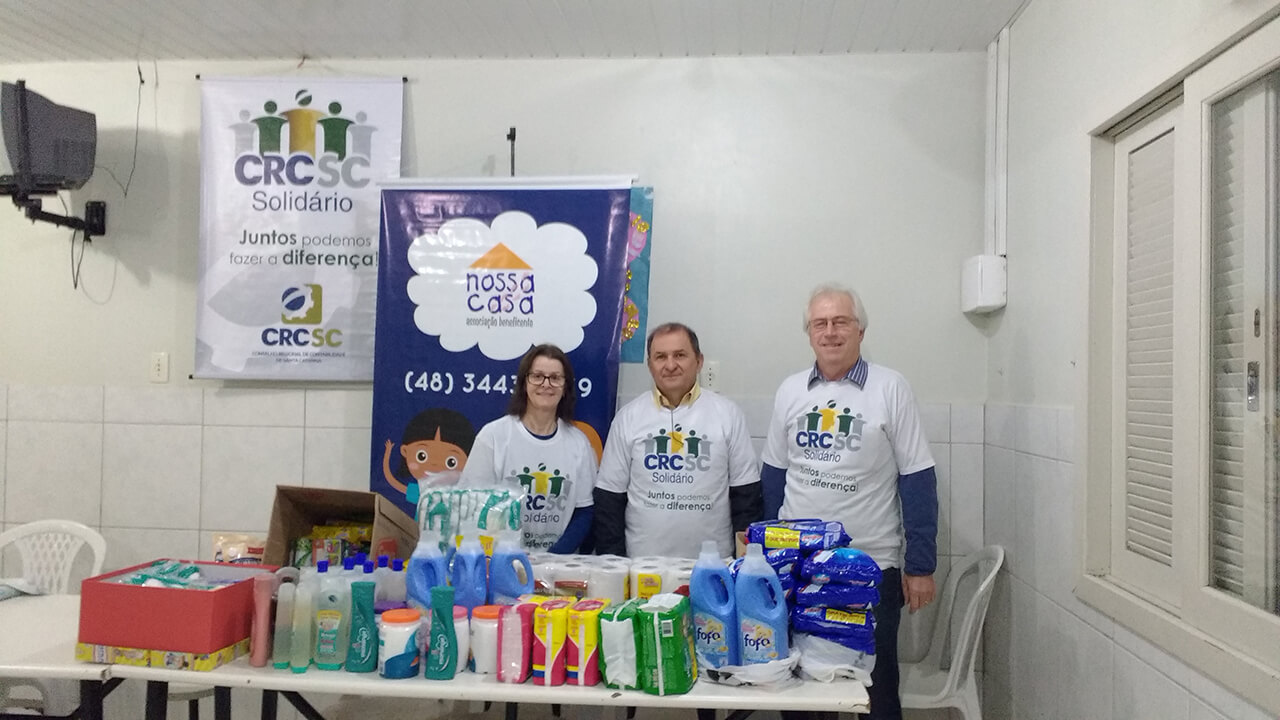 Projeto Infância Saudável - Nossa Casa - 2017